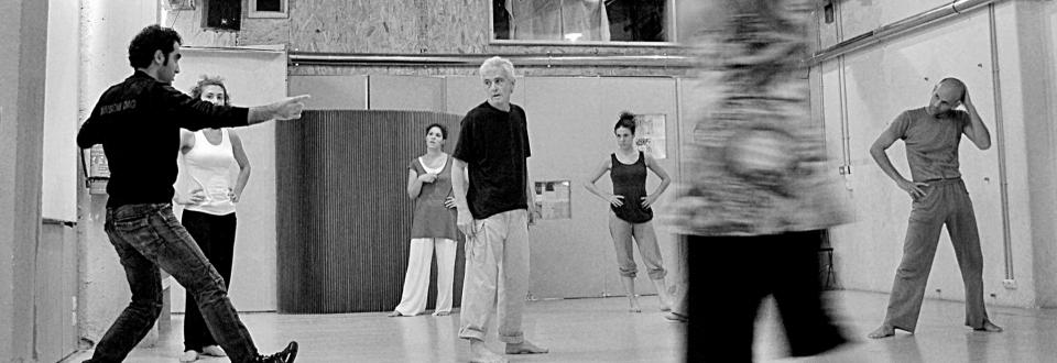 workshop, training, dance, theater