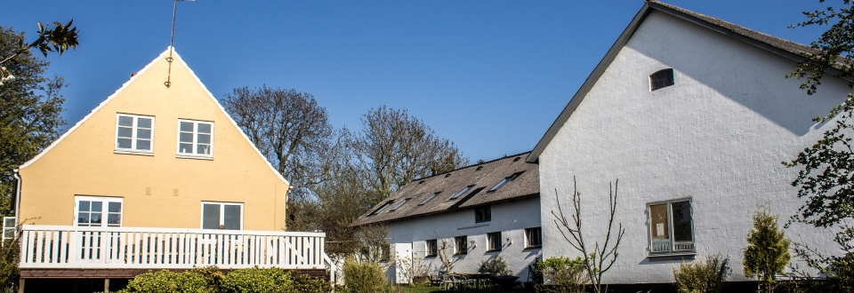 BIRCA - residency center for artists at Bornholm Denmark