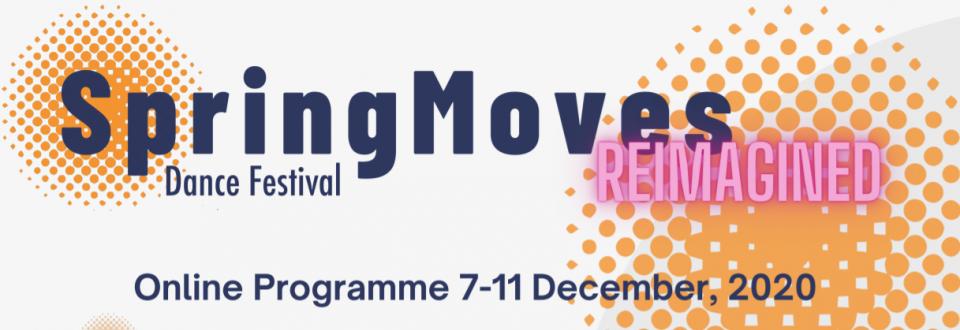 SpringMoves Dance Festival Programme