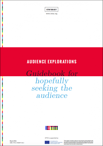 Audience Development toolkit
