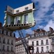 ©Gwen Fran, Monte-meubles – L'ultime déménagement - Leandro Erlich